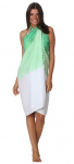 Long Dip Dye Tie Sarong Multi Wear Beach Pareo Swimsuit Wrap $13.99 (REG $28.50)