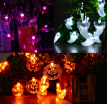 3 Battery Operated 7.5 Ft Decoration Lights Set $5.99 (REG $9.99)