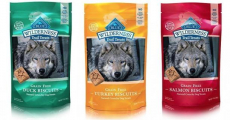 3-Pack of BLUE Wilderness Dog Treats Just $2.21/Each!
