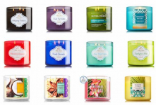 Score 3-Wick Candles For Only $10.66 Shipped At Bath & Body Works!