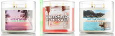 3-Wick Candles Just $9 at Bath & Body Works- Today Only!