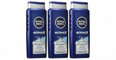 Amazon: Nivea Men Active 3-in-1 Body Wash Just $2.44/Bottle Shipped!