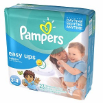 Pampers Easy Up only $4.30 at Harris Teeter!