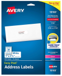 300 PC Avery Mailing Address Labels Pack