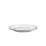 Duralex Made In France Lys 7 1/2 Inch Clear Dessert Plate $18.25 (REG $31.99)