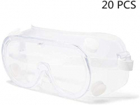 ZiNox Safety Protective Goggles, Crystal Clear Eye Protection,Dust-Proof $11.98 (REG $196.99)