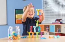 32 PC Learning Resources Buddy Builders Set $9.99 (REG $16.99)
