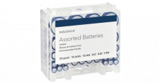 33-pack of Insignia Assorted Batteries + Storage Box Just $8.99 At Best Buy!