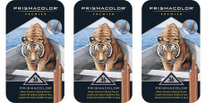 36-Pack Prismacolor Premier Water-Soluble Colored Pencils Only $25.10! (Reg $60)