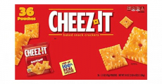 Amazon: 36-Pack of Cheez-It Baked Snack Crackers Just $0.25/Bag Shipped!