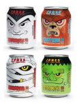 Snickers & Halloween Mini Soda Cans only $0.79 ea at Target!