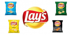 40-Count Lay's Potato Chips Variety Pack Just $0.23/Bag!