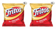 HOT! 40-Count Pack of Fritos Chips Just $0.30 Per Bag!