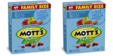 40-Pack of Mott's Medleys Assorted Fruit Snacks Just $5.88!