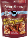 Smartbones Mini Chicken-Wrapped Sticks For Dogs, Rawhide-Free, 15 Count $8.67 (REG $18.04)