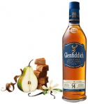 Glenfiddich Scotch 14 Year Bourbon Cask Reserve, 750 ml $49.99 (REG $284.16)