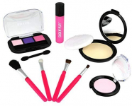 LIMITED TIME DEAL!!! Click N' Play Pretend Play Cosmetic and Makeup Set $5.43 (REG $18.95)