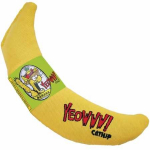 Yeowww Catnip Banana Cat Toy $5.99 (REG $8.95)