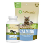 Pet Naturals of Vermont 30 Count Calming Behavioral Support Soft Chews for Dogs and Cats $2.59 (REG $8.99)