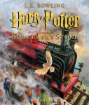 Harry Potter and the Sorcerer's Stone: The Illustrated Edition (Harry Potter, Book 1) $13.97 (REG $39.99)