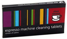 Cino Cleano Espresso Machine Cleaning Tablets 8 Count $6.75 (REG $14.99)
