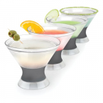 Martini FREEZE Cooling Cups (set of 2) by HOST $14.29 (REG $27.49)
