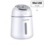 Ultrasonic Cool Mist Humidifiers for Bedroom Baby Kids $19.99 (REG $34.99)
