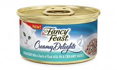 Creamy Delights Tuna Feast with a Touch of Real Milk in A Creamy Sauce $16.97 (REG $29.90)