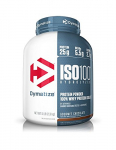 Dymatize ISO 100 Whey Protein Powder Isolate, Gourmet Chocolate $64.96 (REG $121.42)