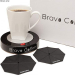 Bravo Line Coffee Mug Warmer with Automatic Shutoff $28.87 (REG $59.74)