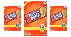 Nutter Butter Cookie Packs Just $0.35/Each Shipped!