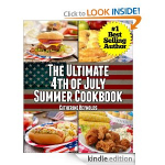 FREE Kindle eBook Download: The Ultimate 4th of July Summer Cookbook!