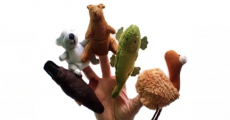5-Piece Animal Finger Puppet Set Just $3.50 Shipped!