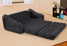 Intex Pull-out Sofa Inflatable Bed, 76″ X 87″ X 26″, Queen $33.49 (REG $74.99)
