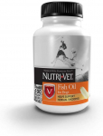 Nutri-Vet Fish Oil Supplements for Dogs | Skin and Coat Omega 3 Supplement $2.26 (REG $14.99)