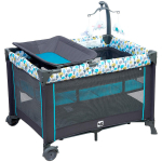 Portable Playard,Sturdy Play Yard with Comfortable Mattress and Changing Station $69.99 ($149.00)