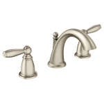 Brantford Two-Handle Low-Arc Widespread Bathroom Faucet without Valve $97.48 (REG $227.00)