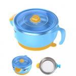 Baby Bowl w/ Lid and Suction Stay Put for 6-month Kids and Toddlers $14.97 (REG $21.99)