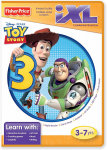 Fisher Price iXL Learning System Software Toy Story 3 $3.99 (REG $26.99)