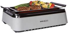 Simple Living Advanced Indoor Smokeless BBQ Grill $99.99 (REG $299.99)