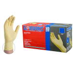 GLOVEWORKS HD Industrial White Latex Gloves – 8 mil, Disposable, Small, $12.79 (REG $18.15)