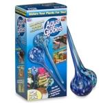 Aqua Globes AG011706 Glass Plant Watering Bulbs, 2-Pack $9.49 (REG $17.99)