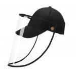 Anti-Spitting Protective Hat Mask for Women Men $9.98 + $6.00 shipping (REG $19.99)