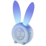 Bunny Kids Alarm Clock, Children's Sleep Trainer Clock $25.99 (REG $49.99)