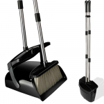 Broom and Dustpan Set with Lid $22.99 (REG $49.99)