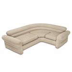 Intex Inflatable Corner Sofa, 101″ X 80″ X 30″ $48.89 (REG $139.99)