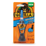 Gorilla Micro Precise Super Glue, 5 gram, Clear, (Pack of 1) $2.50 (REG $6.99)