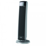 Lasko 5586 Digital Ceramic Tower Heater with Remote, Dark Grey $65.91 (REG $129.99)
