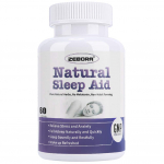 Sleep Aid, Natural Herb Sleeping Pill for Adults -Stress, Insomnia, Anxiety Relief $18.99 (REG $35.99)