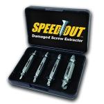 Ontel SpeedOut Damaged Screw Extractor & Bolt Extractor Set $9.99 (REG $19.99)